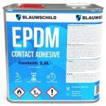 EPDM contactlijm 2,5 kg
