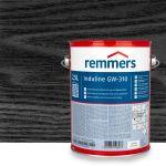 Remmers beits GW 310, diepzwart (RAL 9005) 2,5 liter