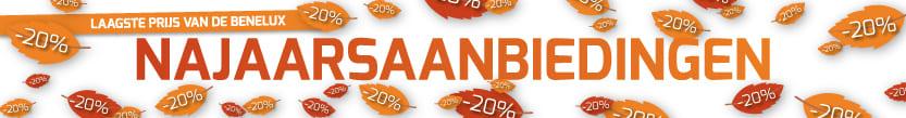 20% extra korting op HPL platen bij XXL Direct