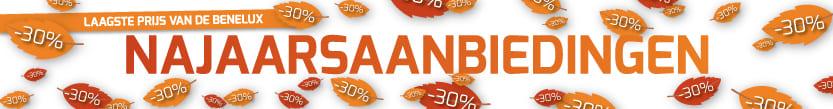 30% extra korting op al onze kanaalplaten