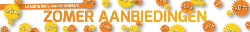 Polycarbonaat kanaalplaten X-Wall voor de scherpste prijs in de Benelux